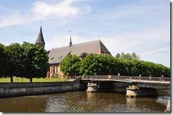 4 kaliningrad cathédrale et canaux