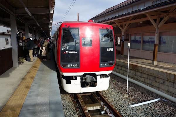 湯田中駅 スノーモンキー