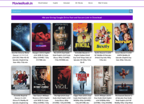Moviesrush 2021- illegal movies downliang website