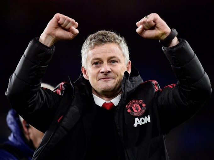 BREAKING! Man United Appoint Ole Gunnar Solskjaer As Permanent Manager