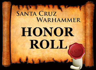 HONOR ROLL - grab the best of the week