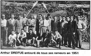 1951-Championnats d'Europe - Mâcon (FRA)
