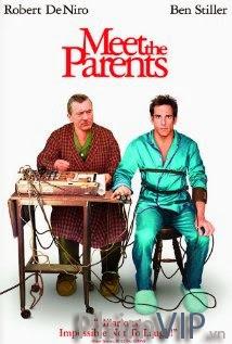 Gặp Gỡ Thông Gia Phần 1 - Meet The Parents 1 poster
