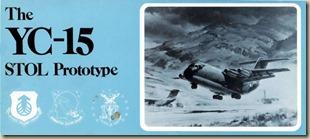Douglas YC-15 00-960