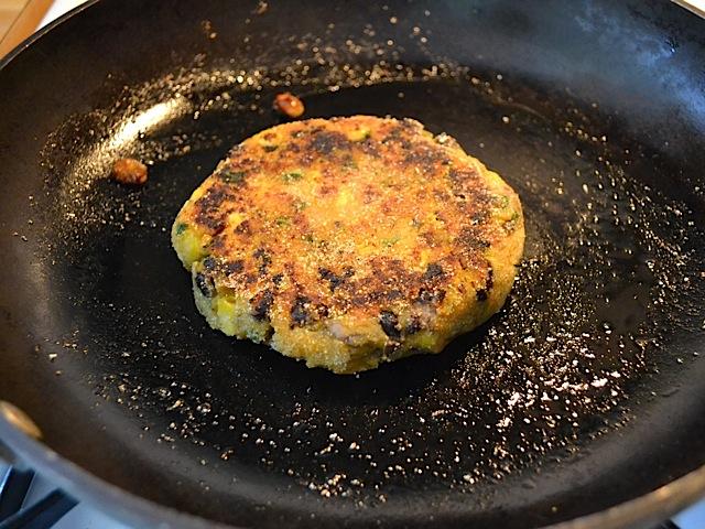 fry burger