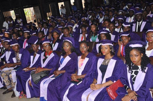 UNIPORT Matriculation Ceremony, 2017/2018: Instructions To New Students