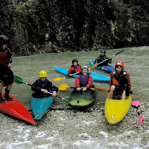 Stage canoë/kayak Toussaint