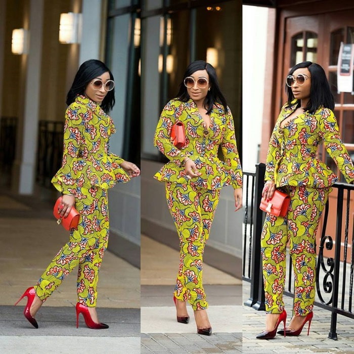 Beautiful Ankara jacket styles - 2018 , 2018 (4)