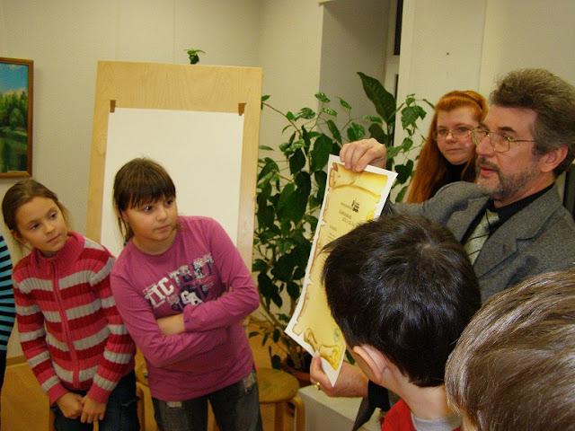 Kunstiosakonda sisseastunud laste pühitsemine 2011 - PB170401.JPG