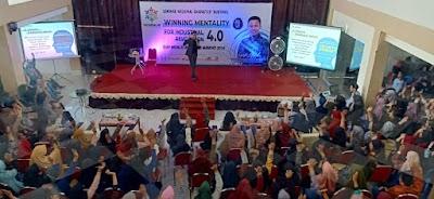 Wimnus Kalteng Siap Menyambut Indonesia Mandiri 2034