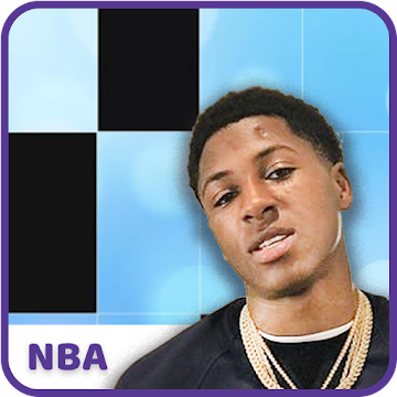 NBA YoungBoy - Outside Today Piano Tile