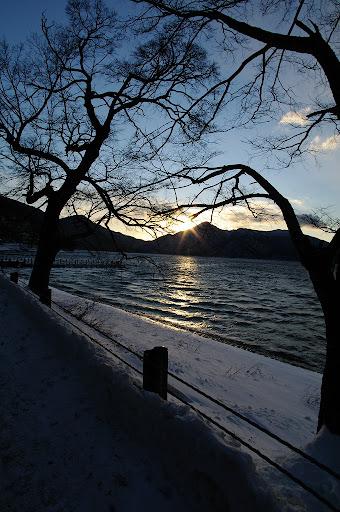 [冬]日本日光地區