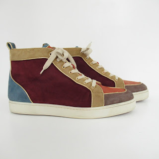 Christian Louboutin Suede Sneakers