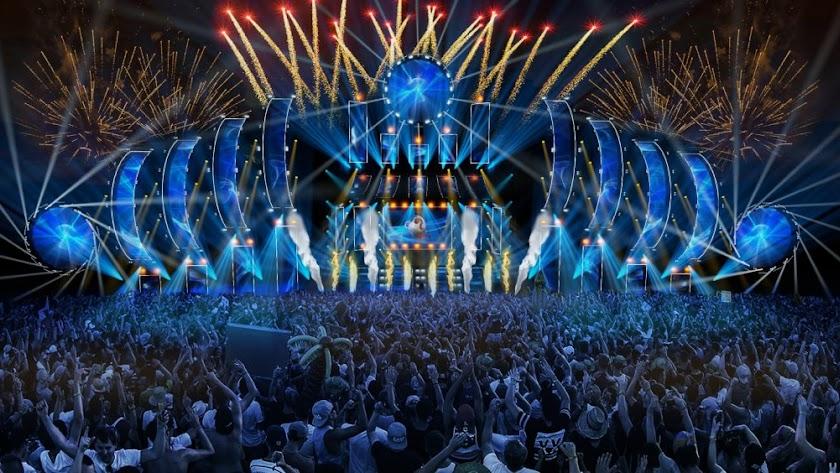 Imagen de archivo de una edición anterior del festival.