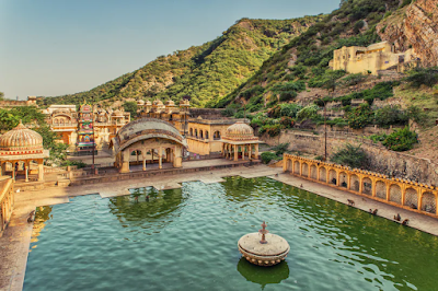 Temple in Rajasthan