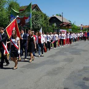 I Zakrzowski Marsz Rotmistrza - 16 maja 2013