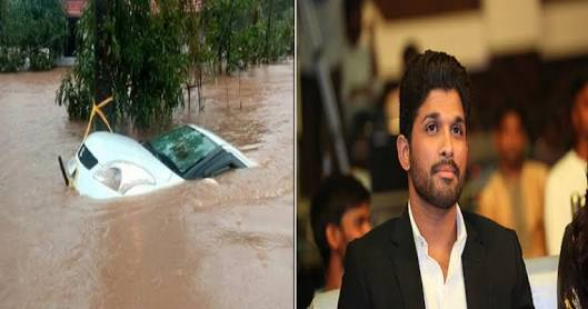 Allu Arjun to donate Rs. 25 lakh for Kerala flood relief