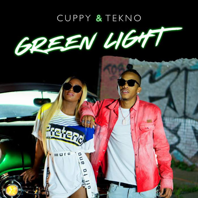 [Music] DJ Cuppy – Green Light Ft. Tekno | @cuppymusic