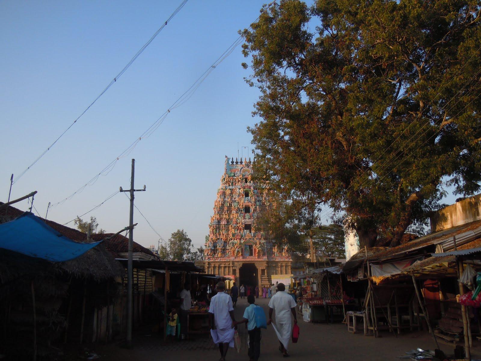 Sri Aabathsahayeswarar Temple, Alangudi - Navagraha Temple Darshan (Lord Guru-Jupiter Stalam)