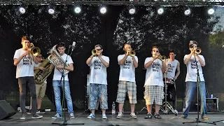 7/6. Maniac Brass Band - Bárdudvarnok 2015 video