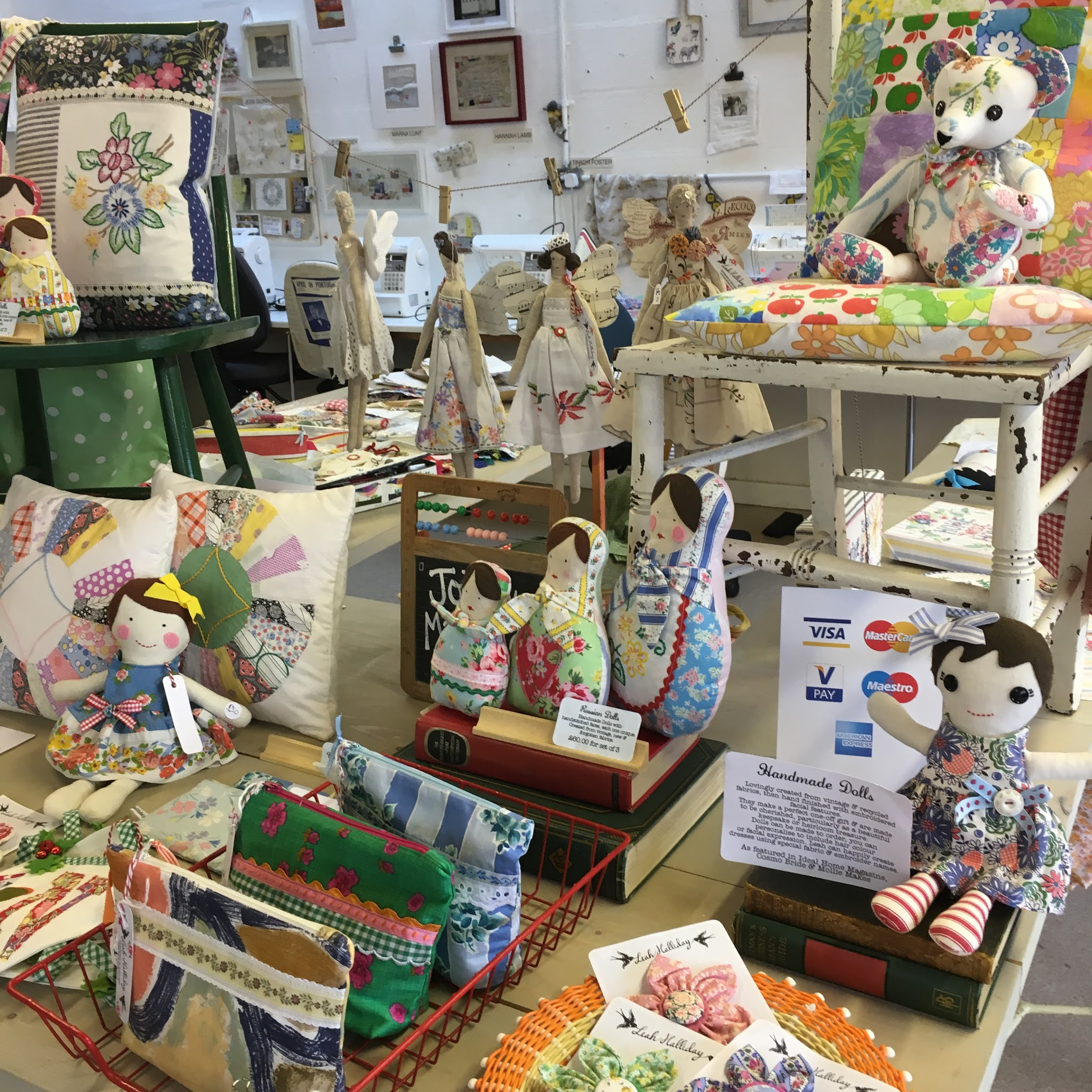 Welbeck Craft Fair