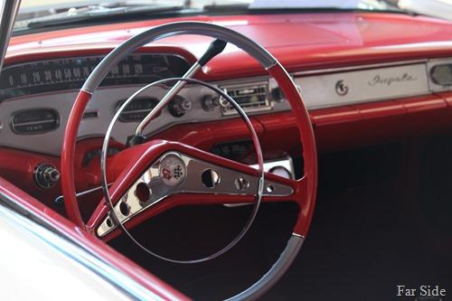 Impala Steering Wheel