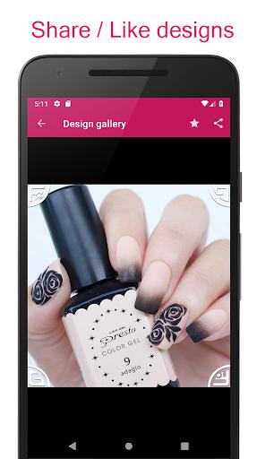 Nailbook ud83dudc85 Nail Designs & Nail Art 2018 1.97 screenshots 5