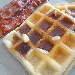 Raised Waffles.
