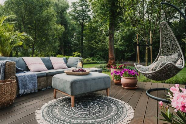 FENG SHUI Furnitur Taman Rumah Anda