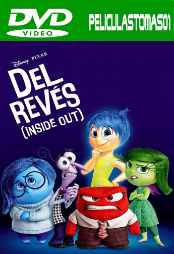 Del revés (Inside Out) (2015) DVDRip