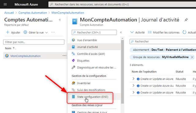 Automation - State Configuration (DSC)