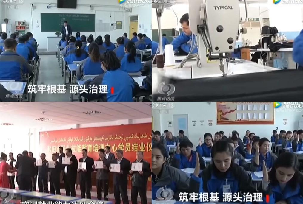 Wabah Virus Corona, Bagaimana Kondisi Satu Juta Muslim Uighur di Kamp Penahanan Cina?