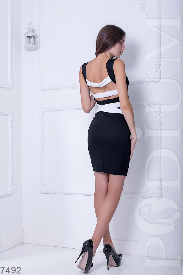 Женское платье Monkshood