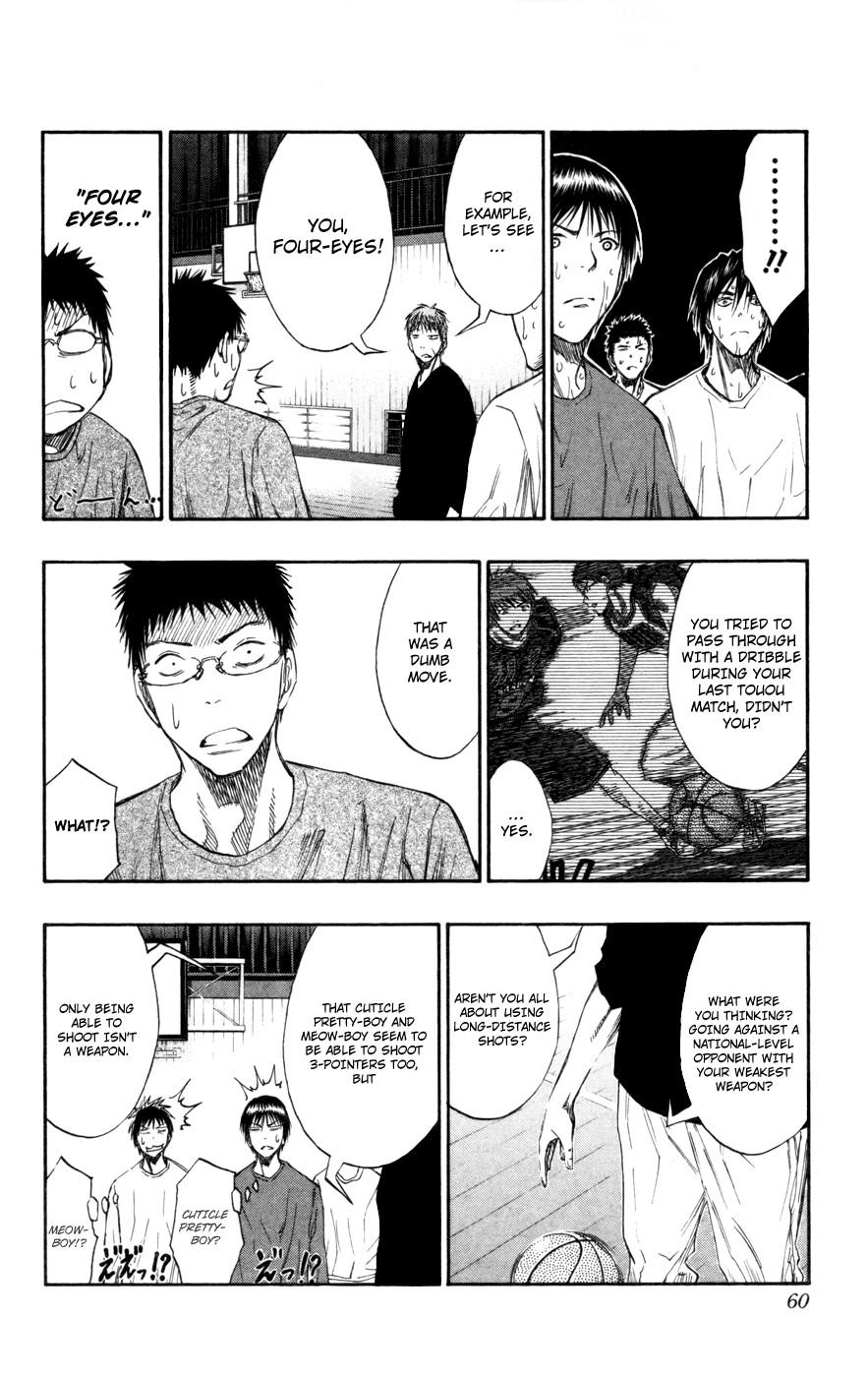 Kuroko no Basket Manga Chapter 111 - Image 14