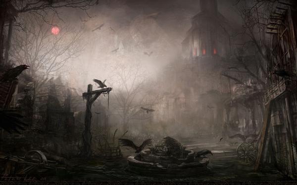 Death 33, Fantasy Scenes 3