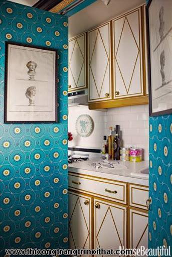 Những thiết kế thông minh cho nhà bếp nhỏ hẹp - <strong><em>Thiết kế nội thất</em></strong>-2