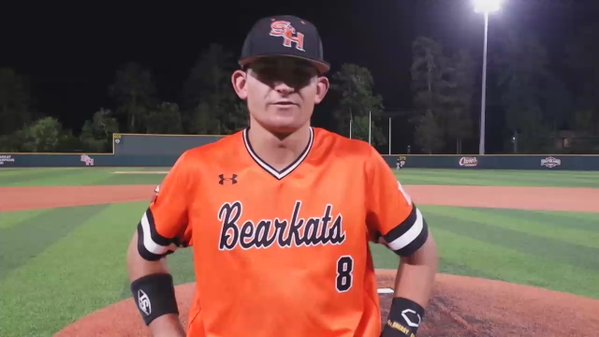 Image result for sam houston state baseball uniforms