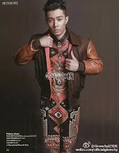 Pakho Chau China Actor