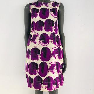 'S Max Mara Abstract Dress