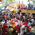 चल कांवरिया मनकामेश्वर धाम शिव भक्तों की अपार भीड़ से नही पहुँच पाए परगनाधिकारी बारा बैरंग लौटे तहसील