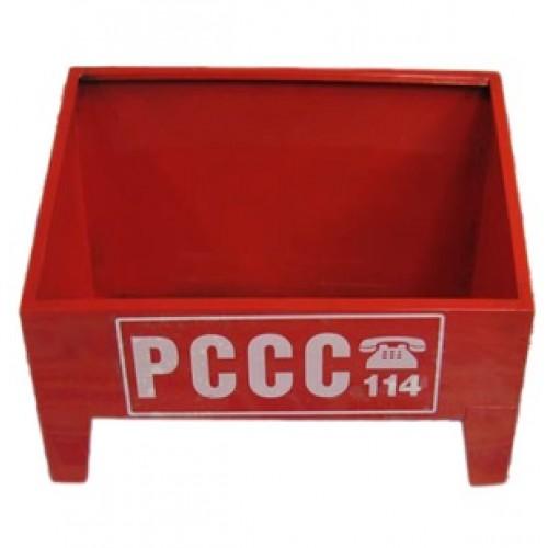 Kệ đựng bình chữa cháy có sơn chống tĩnh điện - PCC0014