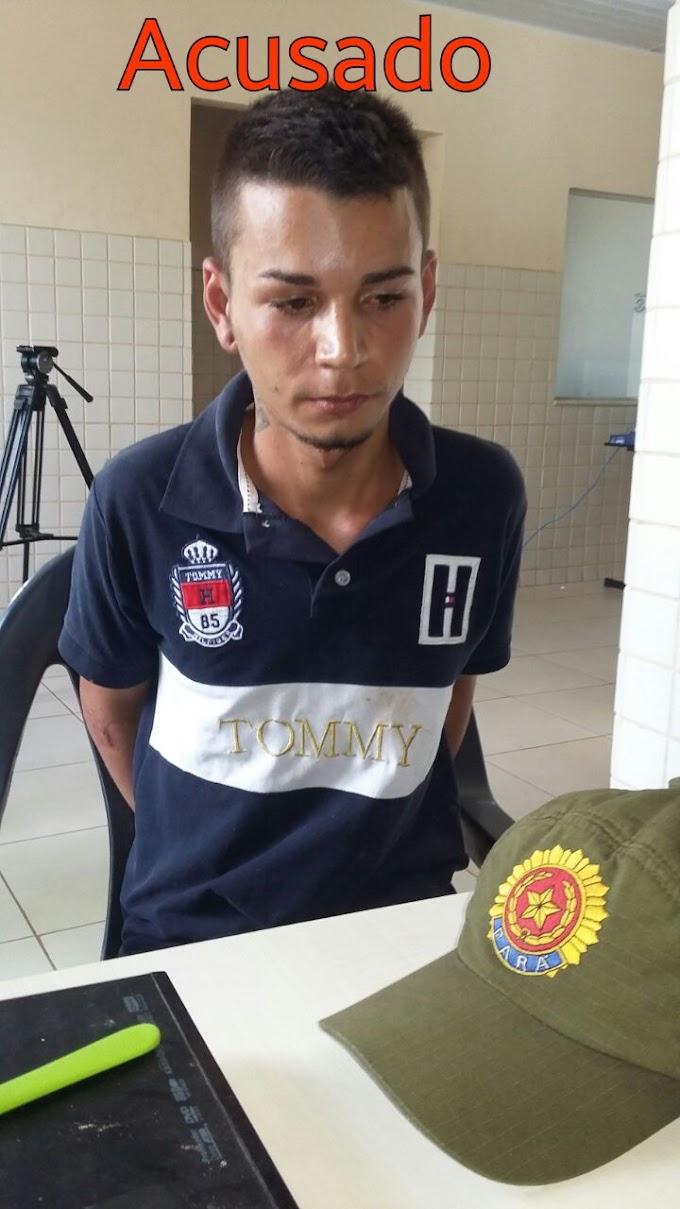Parauapebas/PA: Jovem é esfaqueado por ter chingado a mãe do amigo