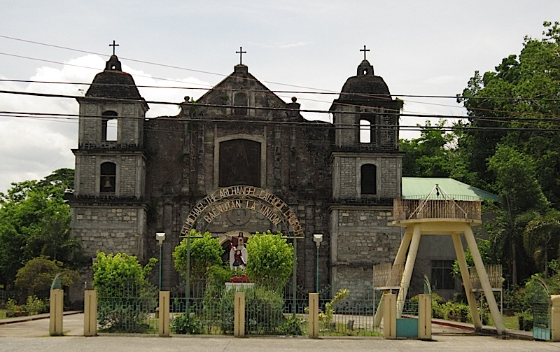 St. Michael the Archangel Catholic Church in Bacnotan