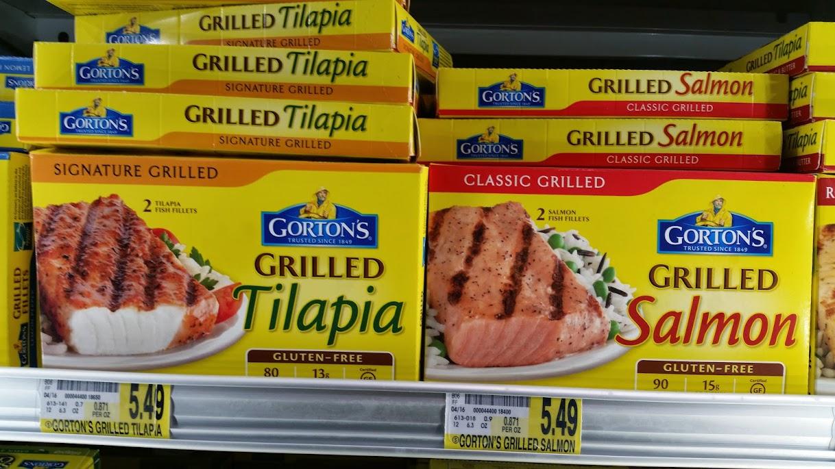 gortons fish
