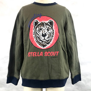 "*SALE* Stella McCartney 8yrs ""Stella Scout"" Shirt"