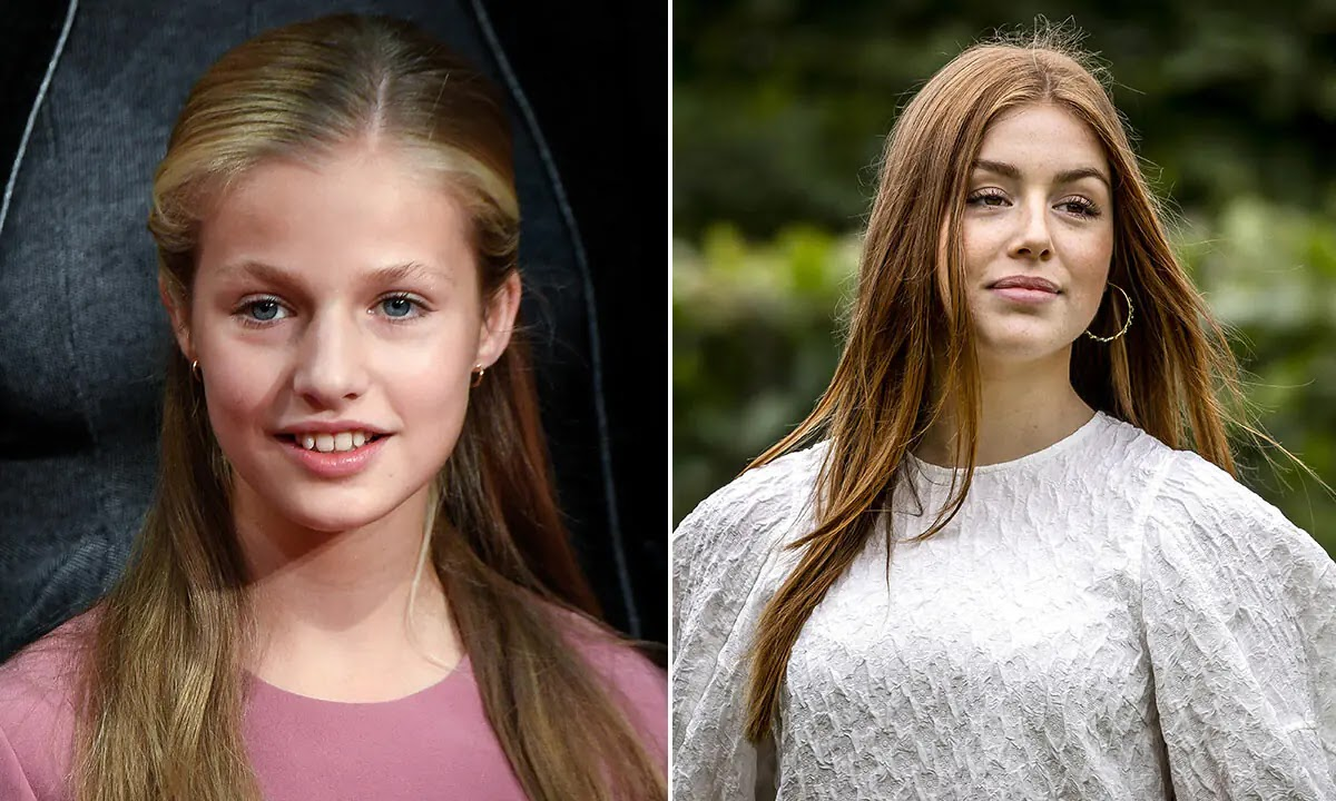 Princess Leonor and Princess Alexia set for a Huge Move this Month