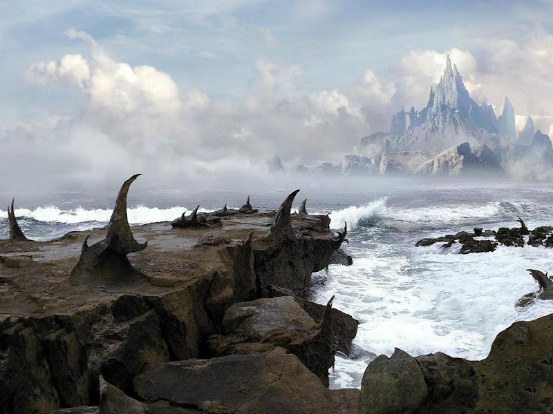 Weird Lands From Dream 8, Magical Landscapes 4