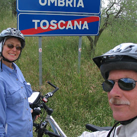Cycling to Umbria