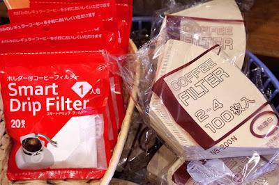 おすすめ商品:コーヒーフィルター
