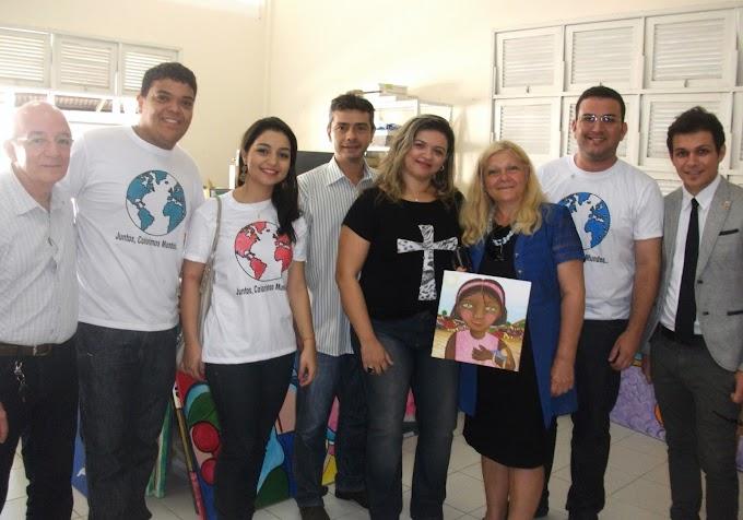 Natal: Rotaract Club faz doação de brinquedos educativos ao Centro de Reabilitação Infantil